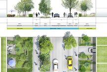 Estudo de vias urbanas