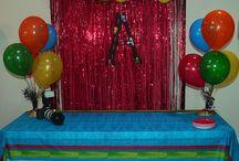 VroomVroom Birthday / Anirv's Second Birthday by Fete & Frivolity Events