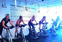 Spin from your CORE / coreSPIN interval training in Steamboat Springs, CO. You can not go wrong ;-)