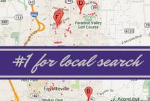 Local Search / Boost your search rate with the locals and people traveling through!