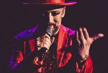 Culture Club live at Hammersmith