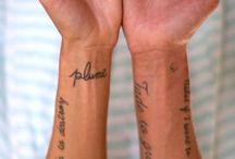 Tatts / by Mel T