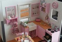 casitas muñecas