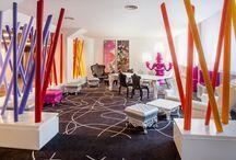 Sala /Living Room / Ambienti Comuni Hotel Da Vinci Milano