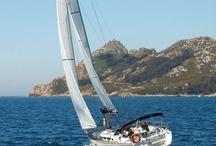 Un mar de náutica | Sailing & Surf / Anímate a navegar por el Atlántico a través de estas imágenes de #turismo náutico en #Vigo: libertad, deporte y un entorno natural único en España.