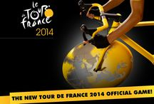 Tour de France 2014 / the official mobile game of the most famous cycling race in the world (iOS, Android, Amazon)