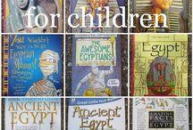 Egypt & books/Egyiptom & könyvek