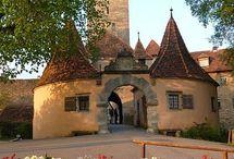 Burgen + Castles