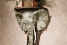 Elephant Stuffs / Pinning anything elephant for Kim.