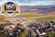 Communities of Jo Daviess County / Take a tour through the panoramic countryside and enjoy the treasures our county has to offer! More info > http://www.galena.org/communities/
