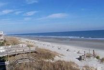 Beach Towns - Carolinas / Carolinas