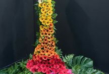 flowers lobby