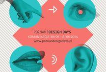 POZNAN DESIGN DAYS / Niespełna tydzień temu zakończyła się pierwsza edycja Poznań Design Days. Wydarzenie to zmieniło Poznań w platformę wymiany doświadczeń zarówno polskich, jak i zagranicznych środowisk projektowych. Hasłem przewodnim festiwalu była KOMUNIKACJA – to ona jest kluczem do integracji lokalnych artystów, architektów, designerów oraz wszystkich osób zaangażowanych w procesy projektowania.
