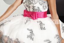 Prom Dress / by Kimberly Hammer