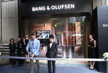 Bang and Olufsen Stores Worldwide