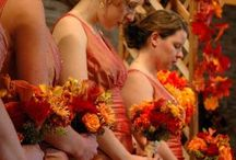 Autumn Wedding Ideas / Romantic autumnal wedding ideas for your special day