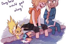 pokemon and random stuff