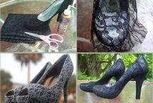 Fashion DIYs