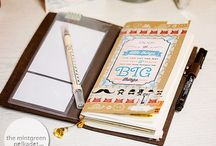 Travel notebook / by Muriel A