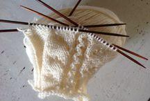 Handmade by Lis-Anne / Flittige hænder med strik, hæklerier, syltning og andet homemade