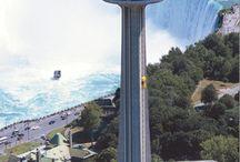 Niagara Falls Canada / http://www.goldenbustours.com/niagara-falls-canada-tours/