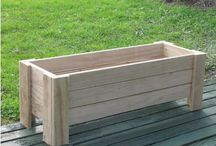 planters / raised beds