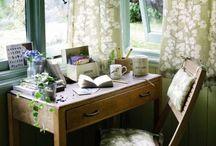 Writing Corners