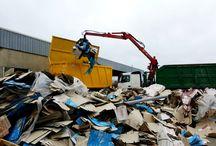 Asportazione rifiuti