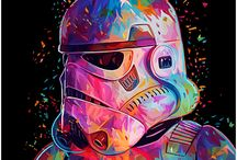 Star Wars art