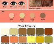 Tyyli, Värit ja Meikkaus