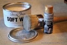 Chalk & Milk paint furniture