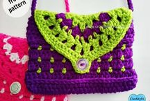 crochet/knit purses and bags