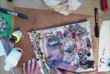 videoes of me painting