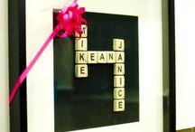 Scrabble letter pic