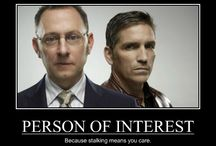 Person Of P-Interest / by Catherine Harris