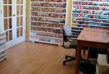 Craft Room of My Dreams! / by Tracy Santa Cruz