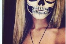 Trucco per halloween