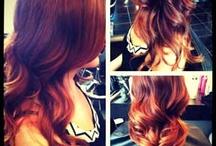 fix my hair / by Stephanie Sova