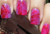 Fun ideas for nails / by Kylie Ryan
