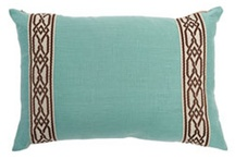Decorative pillows / by Lisa Warnock