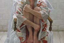 Paintings-figurative