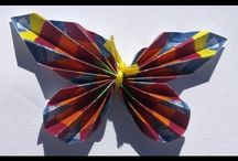 Origami / by Diana Enns