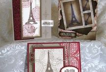 Stampin' Cards - Travel the World