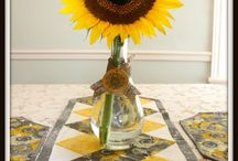 Sunflowers!!! / Sunflowers!!! / by Ashley Latta