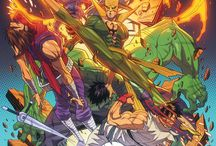 Marvel Comics / All About The Marvel Universe