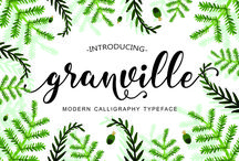 Typography - Fonts / typography alphabet,typography design, typography fonts,typography generator,typography fonts handwritten,amazing typography fonts,typography poster, vintage typography fonts,typography fonts download,