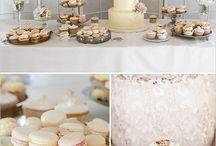 bruiloftsreceptie inspiratie