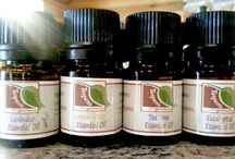 Organic and Pure Essential Oils