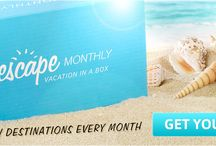 Box Subscriptions We Love  / Looking for a fun monthly subscription box?  Check out these top picks!
