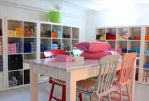 Craftroom - hobbyrom